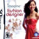 Imagine Fashion Designer Nintendo DS Great Condition Complete Fast Shipping