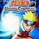 Naruto Uzumaki Chronicles PS2 Great Condition Complete