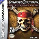 Pirates Of The Caribbean Curse Of The Black Pearl GBA