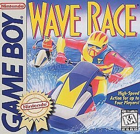 Wave Race Gameboy Great Condition Fast Shipping