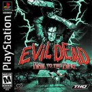 Evil Dead Hail To The King PS1 Great Condition Fast Shipping