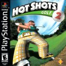 Hot Shots Golf 2 PS1 Great Condition Fast Shipping