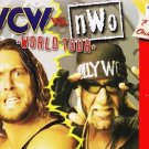 WCW Vs. NWO World Tour N64 Great Condition Fast Shipping