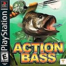Action Bass PS1 Great Condition Fast Shipping