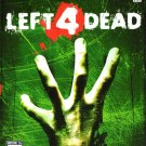 Left 4 Dead Xbox 360 Great Condition Complete Fast Shipping