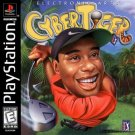 Cyber Tiger PS1 Great Condition Complete Fast Shipping