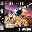 Star Fighter PS1 Great Condition Complete Fast Shipping
