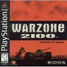 Warzone 2100 PS1 Great Condition Complete Fast Shipping