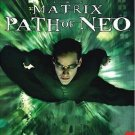 Matrix Path Of Neo Xbox Great Condition Complete Fast Shipping