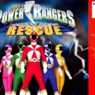 Power Rangers Lightspeed Rescue N64 Great Condition Fast Shipping