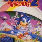 Sonic The Hedgehog 2 Game Gear Great Condition Fast Shipping