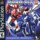 Robo Pit 2 PS1 Great Condition Complete Fast Shipping