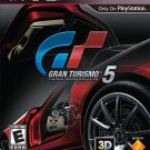 Gran Turismo 5 PS3 Great Condition Complete Fast Shipping