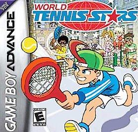 World Tennis Stars GBA Brand New Fast Shipping