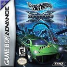 Hot Wheels Velocity X GBA Great Condition Fast Shipping