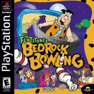 Flintstones Bedrock Bowling PS1 Great Condition Fast Shipping