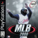 MLB 2000 PS1 Great Condition Complete Fast Shipping