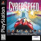 Cyberspeed PS1 Great Condition Fast Shipping