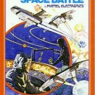 Space Battle Intellivision Great Condition