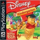 Winnie The Pooh Kindergarten PS1 Great Condition Complete Fast Shipping