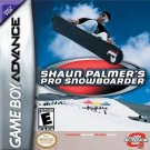 Shaun Palmer's Pro Snowboarder GBA Great Condition Fast Shipping