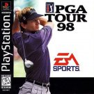 PGA Tour 98 PS1 Great Condition Complete Fast Shipping