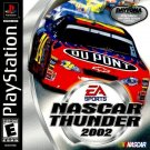 Nascar Thunder 2002 PS1 Great Condition Complete Fast Shipping
