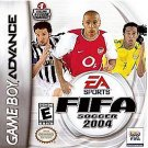 FIFA Soccer 2004 GBA Great Condition Fast Shipping