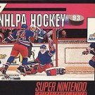 NHLPA Hockey '93 SNES Great Condition Fast Shipping