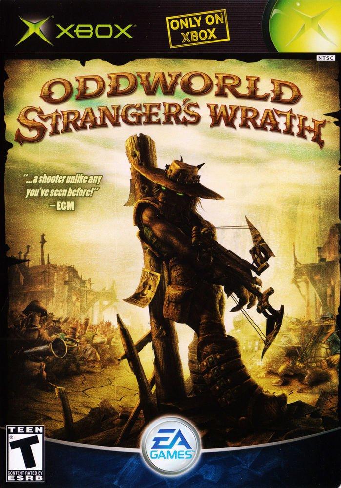 Oddworld Stranger's Wrath Xbox Great Condition Fast Shipping