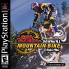 No Fear Downhill Mountain Bike Racing PS1 Great Condition Complete Fast Shipping