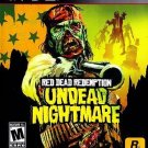 Red Dead Redemption Undead Nightmare PS3 Great Condition Complete