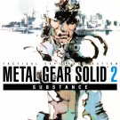 Metal Gear Solid 2 Substance Xbox Great Condition Fast Shipping