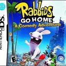 Rabbids Go Home Nintendo DS Great Condition Complete