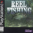 Reel Fishing PS1 Great Condition Fast Shipping