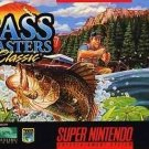 Bass Masters Classic SNES Great Condition Fast Shipping