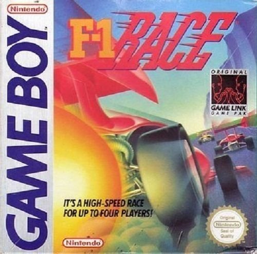 F-1 Race Gameboy Great Condition Fast Shipping