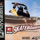 MTV Sports Skateboarding PS1 Great Condition Complete