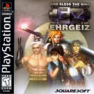 Ehrgeiz God Bless The Ring PS1 Great Condition Complete