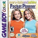 Mary-Kate And Ashley Pocket Planner Gameboy Color