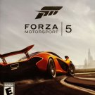 Forza Motorsport 5 Xbox One Brand New Fast Shipping