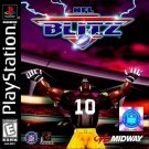 NFL Blitz PS1 Great Condition Fast Shipping