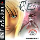 Parasite Eve PS1 Great Condition Complete Fast Shipping Includes Collector's CD