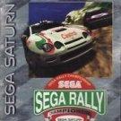 Sega Rally Championship Sega Saturn Great Condition Fast Shipping