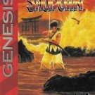 Samurai Shodown Sega Genesis Great Condition Fast Shipping