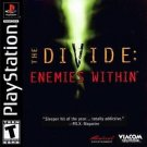 Divide Enemies Within PS1 Great Condition Complete Fast Shipping