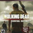 Walking Dead Survival Instinct PS3 Great Condition Complete Fast Shipping