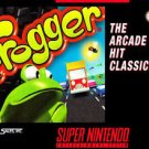 Frogger SNES Great Condition Fast Shipping