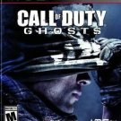 Call Of Duty Ghosts PS3 Great Condition Complete Fast Shipping