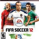 FIFA Soccer 12 PS3 Great Condition Complete Fast Shipping